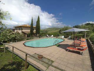 8 bedroom Villa in Il Cipresso, Tuscany, Italy : ref 5561383