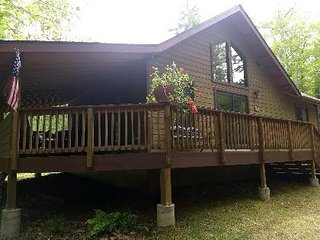 7 Pines LaPointe Rental On Madeline Island