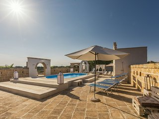 3 bedroom Villa in Corsano, Apulia, Italy : ref 5571687
