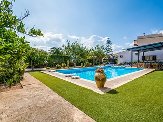 5 bedroom Villa in Port d'Alcudia, Balearic Islands, Spain : ref 5503168