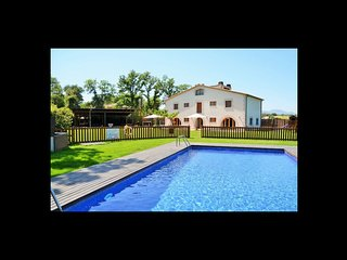5 bedroom Villa in Vilobi d'Onyar, Catalonia, Spain : ref 5622389