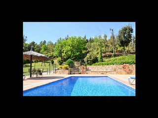 6 bedroom Villa in Riudarenes, Catalonia, Spain : ref 5622370