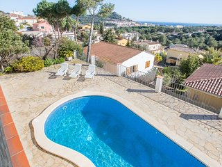 4 bedroom Villa in Blanes, Catalonia, Spain : ref 5506416