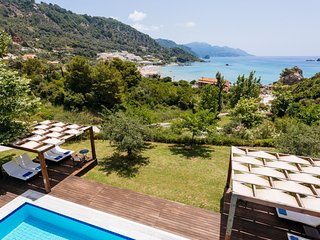 4 bedroom Villa in Pelekas, Ionian Islands, Greece : ref 5364695