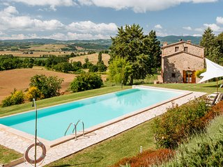 7 bedroom Villa in Colle, Umbria, Italy : ref 5048985