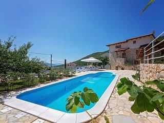 4 bedroom Villa in Martina, Primorsko-Goranska Zupanija, Croatia : ref 5624967