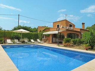 3 bedroom Villa in Alaró, Balearic Islands, Spain : ref 5441102