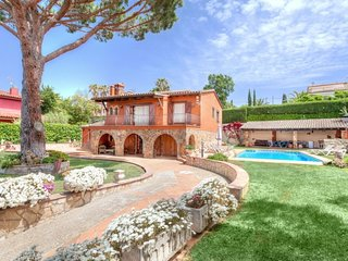 6 bedroom Villa in Sant Daniel, Catalonia, Spain : ref 5081260
