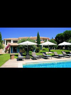 Villa Luxe Pieds dans l'eau très calme