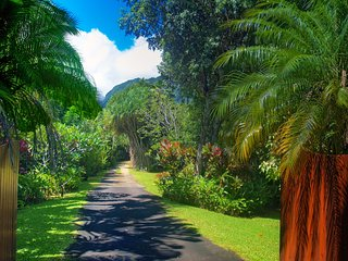 ♥River Estate Riverhouse♥Real Old Style Hawaiian Experience♥Deluxe Amenities♥
