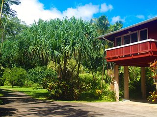 ♥River Estate Riverhouse♥Peaceful Comfort♥Privacy♥Float to Beach♥A/C♥TVNC 1279