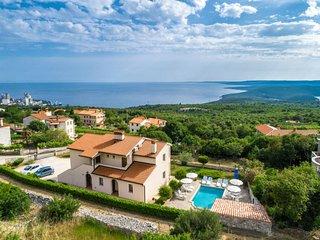 6 bedroom Villa in Koromačno, Istria, Croatia : ref 5605319