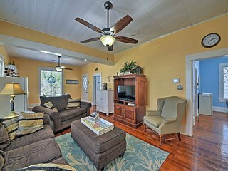 NEW! Home by Galveston College, 1/2 Mi. to Seawall