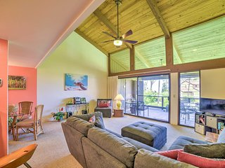 NEW-Resort Townhome on Golf Course w/Lanai & Views