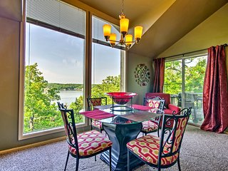 Osage Beach Home w/ Lake Views & Resort Access!