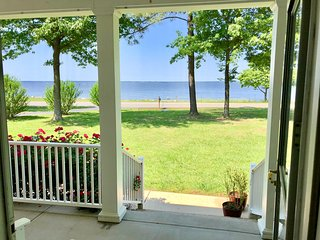 St George Island retreat, views of Potomac 1.3 hrs from Washington DC