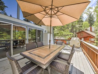 Spacious Mountain Retreat - 8 Mi to Lake Arrowhead