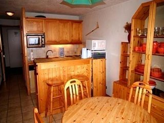 Rental Apartment Flaine, 6 persons