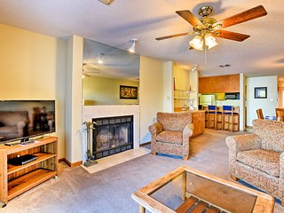 NEW! Hot Springs Resort Condo w/Views, Lake Access