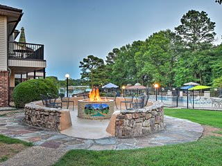 NEW! Hot Springs Condo w/Resort Amenities-Pets OK!