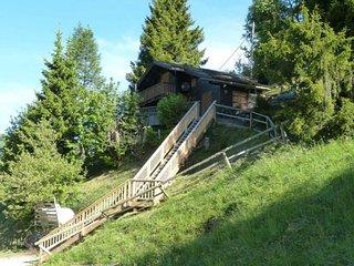 Chalet cosy, belle terrasse, vue Etale, poele, WIFI