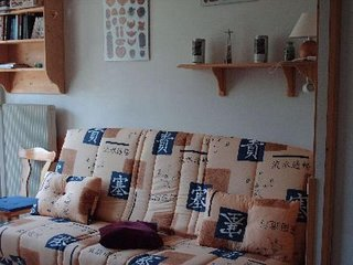 Rental Apartment Flaine, studio flat, 4 persons