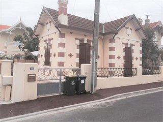 ARCACHON, Jolie maison T3 type Arcachonnaise