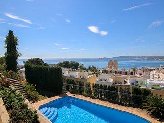 Impresionante villa con vistas al mar! Ref.246809