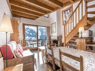Ideal pour le ski, belle vue montagne, cheminee, garage