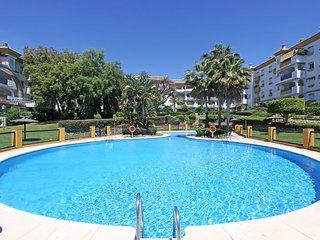 1115 Duplex Penthouse golden mile Marbella Sea View large pool