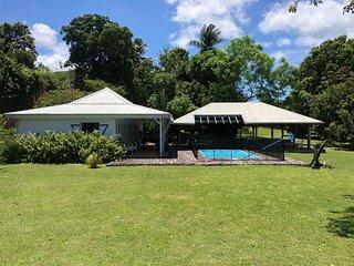 Villa vue mer Saint Pierre
