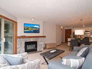 Ski in/Ski out cozy mountain escape! Great Upper Village location