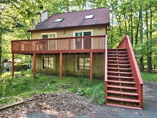 THANKSGIVING AND NEW YEAR IN 5 BDR/3BATH VACATION- IN HIDEOUT PA