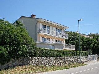 One bedroom apartment Klenovica (Novi Vinodolski) (A-5575-b)