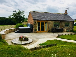 The Blacksmiths Shop with HOT TUB - LUXURY-ROMANTIC for a special occasion!