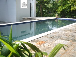 Private room in colonial villa with an Outdoor pool