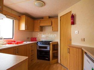Heacham Beach Holiday Park, 8 berth caravan, near to amenities. 21031 Holkham