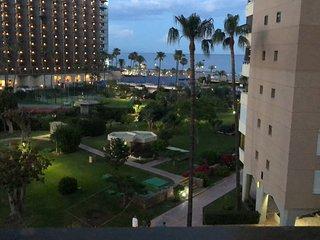 Apartamento en primera linea de playa, torres playamar Torremolinos