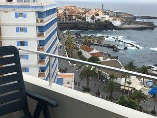Estudio 2 balcones VISTAS PANORÁMICAS al océano, costas