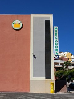 Large supermarket, within 5 minutes walk from the apartment