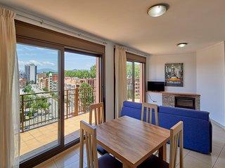 Apartamento Figuerola con gran terraza y párking