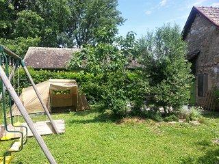 Eco camping chez l'habitant