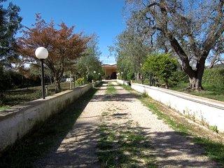 Villa Maila, tra i mari del Salento