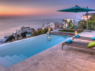 Breath-Taking Seaside Villa