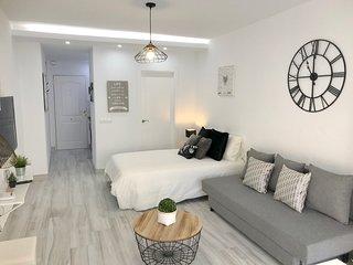 Precioso y moderno loft en Torremolinos centro