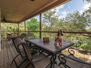 Private Waterfront Property on South Shore of Lake Travis is Calling Your Name.