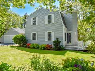 #615: Fully-updated; a few minutes to beaches, Chatham shopping & Harwichport!