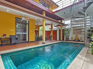 Pattaya Holiday Villa 1673