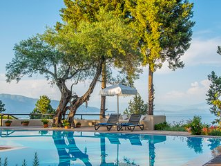Villa Skyline (free roundtrip airport transfers, heated pool and chef included)