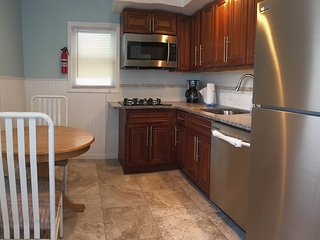 Very Modern 2 bedroom,  three homes from the Ocean, North End very desirable